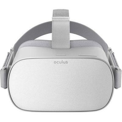 image Casque de réalité virtuelle Oculus Go 32gb