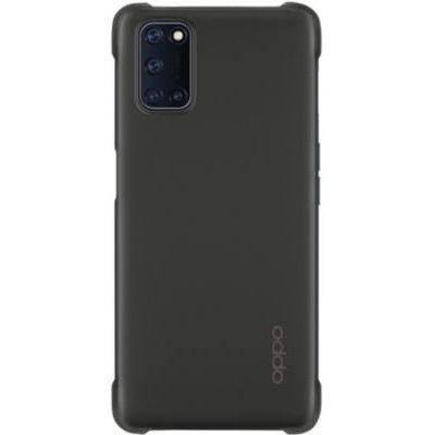 image Coque Oppo A72 noir mat