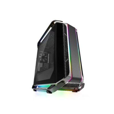 image Cooler Master - Cosmos C700M - Boitier PC Gaming (Grande Tour E-ATX, Panneau En Verre Trempé, 4xVentilateurs De 140 mm) - Aluminium