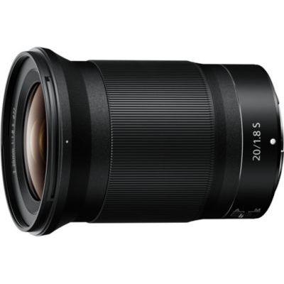 image Objectif Grand Angle NIKKOR Z 20mm f/1.8 S pour Hybride NIKON Z