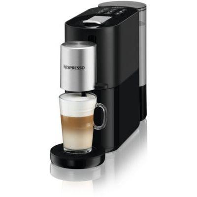 image Krups Nespresso Atelier Cafetière à Dosette, Machine à Café capsule Préparation directement en Tasse Moussage àfroid Fouet détachableLait végétaux Chocolat Fabriquée en France YY4355FD