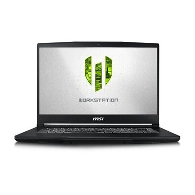"image MSI WP65 9TH-602FR i7-9750H/15,6""/16 Go/512 Go/Quadro 620/W10PRO 9745 Ordinateur Portable"