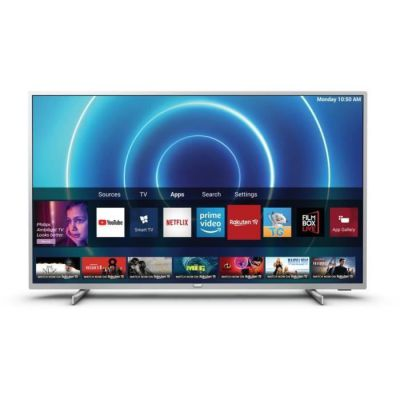 image PHILIPS 70PUS7555/12 TV LED UHD - 70- (178cm) - HDR 10+ - Son Dolby Atmos - Smart TV - 3xHDMI - 2xUSB - Classe énergétique A+