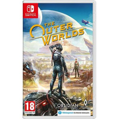 image The Outer Worlds Switch