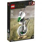 image produit LEGO-D- O Star Wars Jeux de Construction, pour enfants de 10 ans et plus, 519 pièces, 75278 - livrable en France