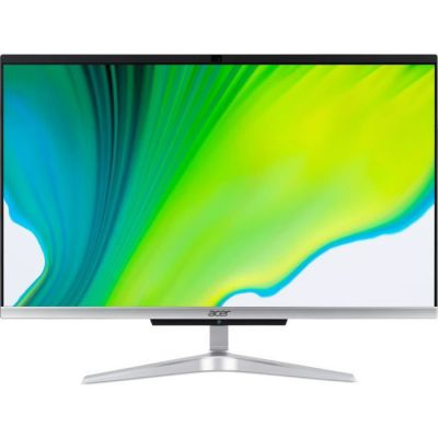 """image All in One Acer AIO Aspire C24-963 - i5/8Go/1256Go 24"""" (Argent)"""