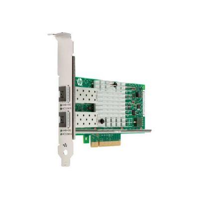 image HP Intel X550-T2 - Adaptateur réseau - PCIe 3.0 x4-10Gb Ethernet x 2 - pour Workstation Z2 G4, Z4 G4, Z6 G4, Z8 G4