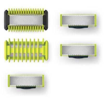 image Grille de rasoir Philips Lot 4 lames One Blade QP310/50