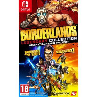image Jeu Borderlands Legendary Collection sur Nintendo Switch