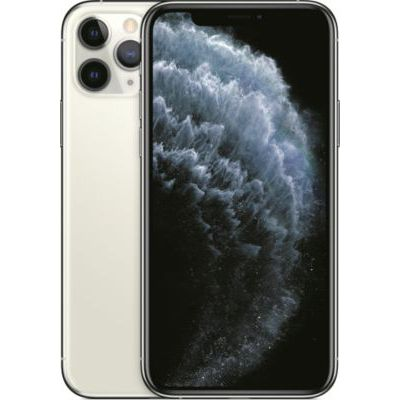 image Apple iPhone 11 Pro (256 Go) Argent