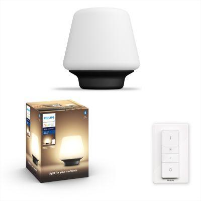 image Philips Lighting 8718696175057 Lampe, Verre, Blanc