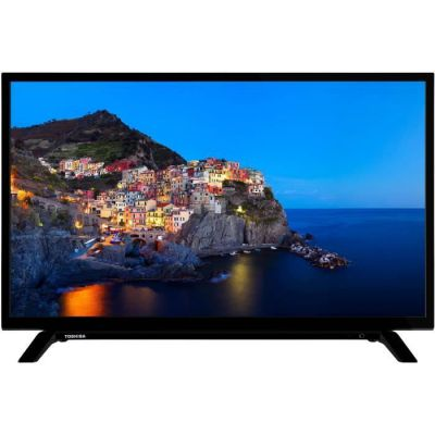 "image Toshiba Ecran/TV LED 32"" 32WL1A63DG HD Ready (Noir)"