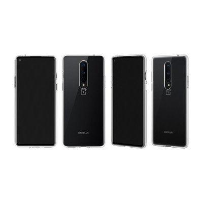 image Coque smartphone Oneplus Coque Transparente pour OnePlus 8