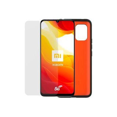image Pack Coque TPU, Verre trempé Xiaomi Mi10 Lite Noir