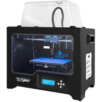 image Flashforge Imprimante 3D Creator Pro double extrudeuse optimisée