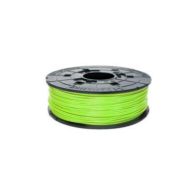 image Bobine de filament PLA, 600g, Neon Vert pour imprimante 3 D Junior Mini et nano