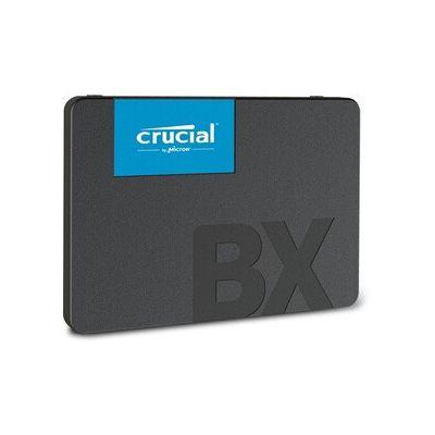 image Crucial SSD Interne BX500 240Go CT240BX500SSD1 (540 Mo/s, 3D NAND, SATA, 2,5 pouces)