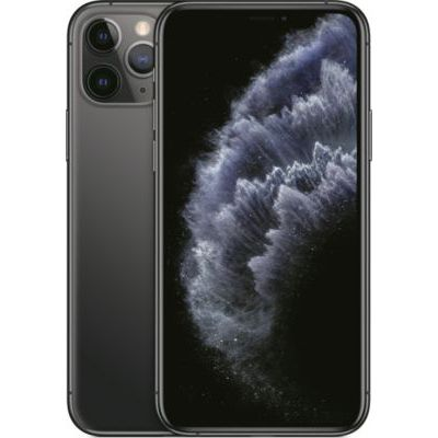 image Apple iPhone 11 Pro (256 Go) Gris Sidéral