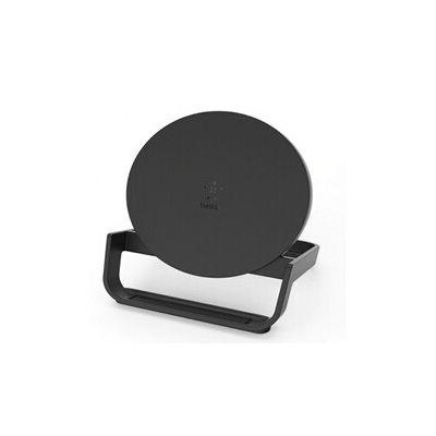 image Belkin Chargeur à induction BoostChargeStand 10W (chargeur sans fil rapide certifié Qi ), noir