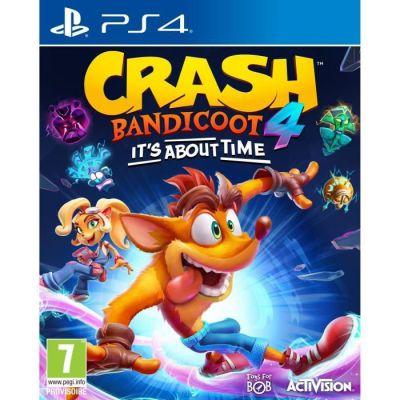 image Crash Bandicoot 4 : It's About Time (PS4)