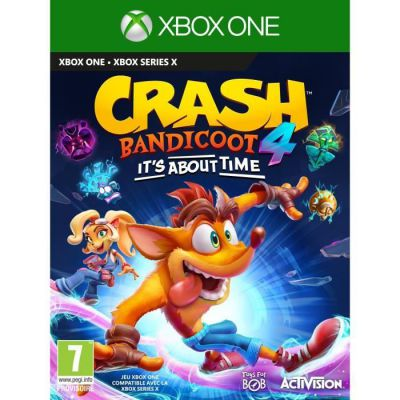 image Crash Bandicoot 4 : It's About Time (Xbox One)
