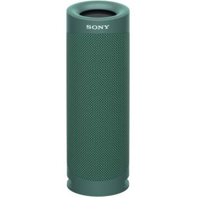 image Sony SRS-XB23   Enceinte Portable EXTRA BASS Bluetooth Stéréo, Sans Fil, résistante aux chocs, étanche pour Plage et Piscine, Vert Olive