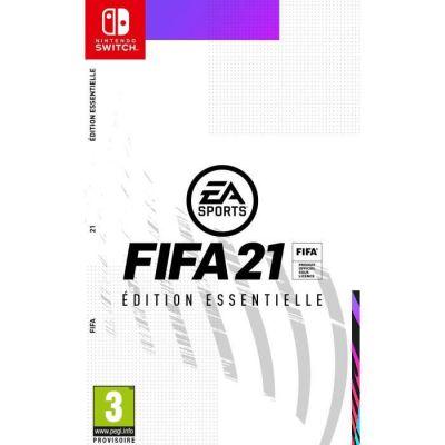 image Jeu FIFA 21 sur Nintendo Switch