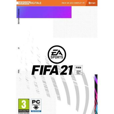 image Jeu FIFA 21 sur PC