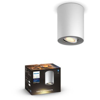 image Philips Lighting 915005917101 Spot Hue, Métal, Blanc