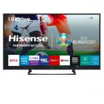 HISENSE H65BE7200 TV UHD 4K - 65- (164cm) - HDR 10+ - Dolby Digital Plus - Smart TV - 3xHDMI - 2xUSB - Classe énergétique A
