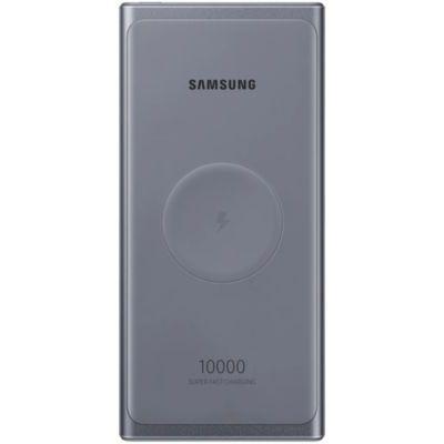 image produit Samsung EB-U3300XJEGEU Batterie Externe 10,000 mAh, Type-C in&Out Port x2 EA, Super Fast Charging 25 W - livrable en France