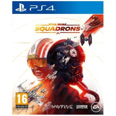 image produit Jeu Star Wars Squadrons sur Playstation 4 (PS4) - Compatible VR
