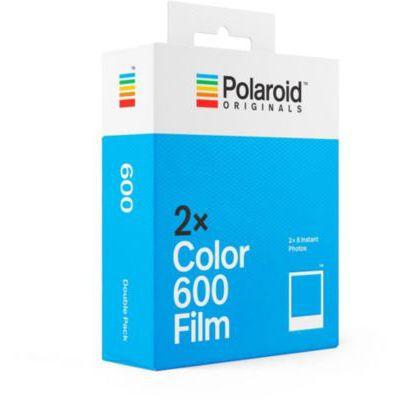 image Polaroid - 6012 - Films instantanés Couleur pour 600 et i-Type - Double Pack Film Couleur