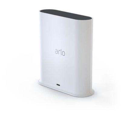 image Accessoire Arlo - Station d'accueil avec Sirène Intégrée, Compatible avec les Caméras Arlo, Arlo Pro, Arlo Pro 2, Pro 3 et Ultra - Nouveau modèle (VMB5000)