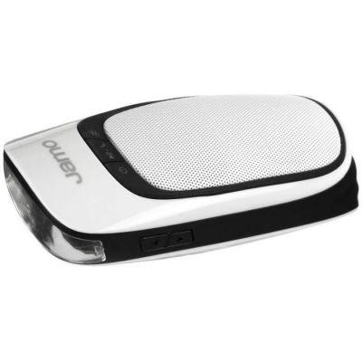 image Jamo DS1 5 W Enceinte Portable stéréo Blanc - Enceintes Portables (1.0 canaux, 3,81 cm, 5 W, 70-20000 Hz, 4 Ohm, sans Fil)