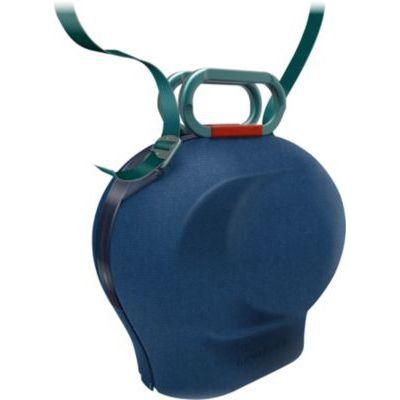 image Sac de transport Devialet Cocoon Reactor Bleu Neptune pour Phantom Reactor