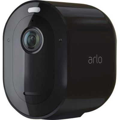image Arlo Pro 3 | Caméra de surveillance wifi additionnelle (2K HDR, Grand angle 160°,Eclairage spotlight, Alarme, Audio Bi-directionnel) - Black Edition (VMC4040B)