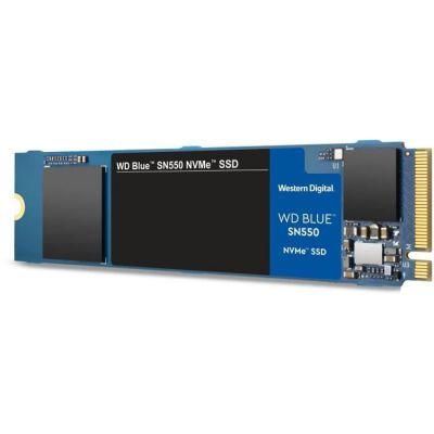 image WD Bleu SN550 250Go, SSD NVMe, Gén. 3 x4 PCIe, M.2 2280, 3D NAND