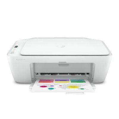 image HP DeskJet 2710 Imprimante Multifonction 7.5 ppm A4 WiFi Scanner Copie Blanc