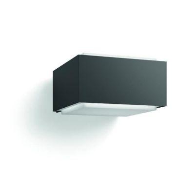 image Philips luminaire extérieur applique Hedgehog anthracite