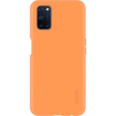image Coque Oppo A72 Silicone Orange