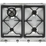 image produit SMEG; Plaque de cuisson à gaz (SR964XGH) - livrable en France