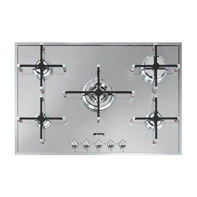 image SMEG; Plaque de cuisson à gaz (PX7502)
