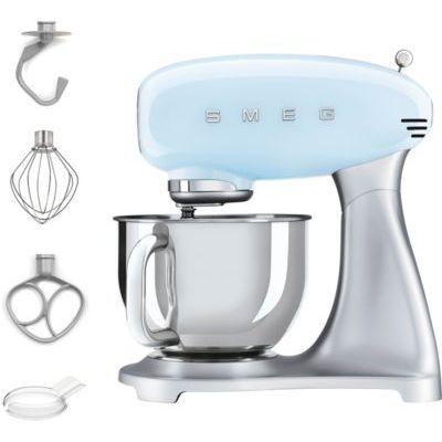 image produit Smeg SMF02PBEU Robot de cuisine 4,8 L Bleu pastel Acier 18/10