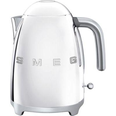 image Smeg KLF03SSEU bouilloire électrique, 2400 W, 1,7 litres, Acier Inoxydable