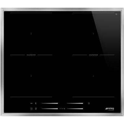 image SMEG; Plaque de cuisson à induction (SI2M7643FX)