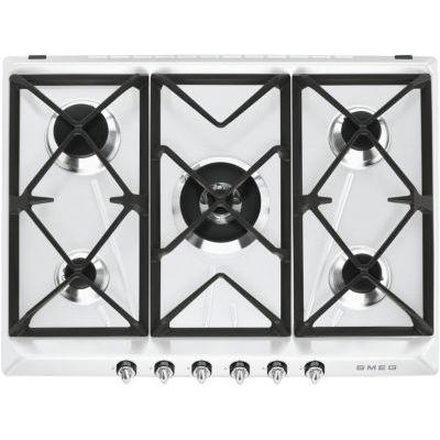 image SMEG; Plaque de cuisson à gaz (SR975BGH)