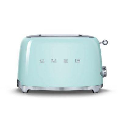 image Smeg TSF01PGEU Grille-pains, Vert clair