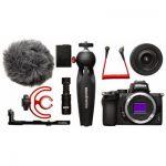 image produit Nikon Hybride Z50 Vlogger KIT + Plaque de Montage SmallRig + Mini-trépied Manfrotto + Micro Röde VOA050K010 et Carte mémoire SDXC SanDisk Extreme 128Go jusqu'à 150Mo/s