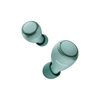 image Panasonic RZ-S300WE-G True Wireless in-Ear Écouteurs Intra-Auriculaires Bluetooth Ultra compacts, Commande vocale, sans Fil jusqu'à 30 h d'autonomie Vert